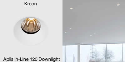 Kreon Aplis in-Line 120 Downlight