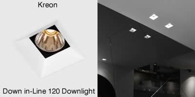 Kreon Down in-Line 120 Downlight