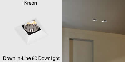 Kreon Down in-Line 80 Downlight