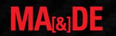 MA&DE logo