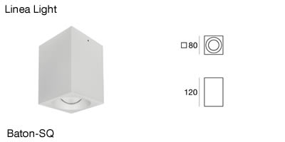 Linea Light Baton-SQ