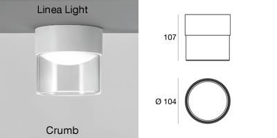 Linea light Crumb