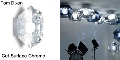 Tom Dixon Cut Surface Chrome
