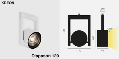Kreon Diapason 120_Surface
