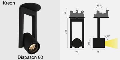 Kreon Diapason 80