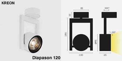 Kreon Diapason120_Surface