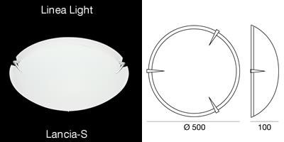 Linea Light Lancia-S