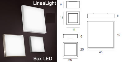 LineaLight_Box LED
