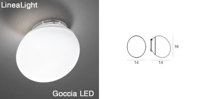 LineaLight_Goccia LED