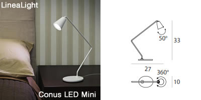 Linealight_Conus Led Mini