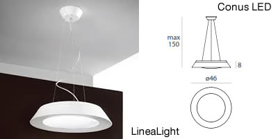 Linealight_Conus Led_W