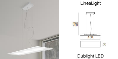 Linealight_Dublight Led_W