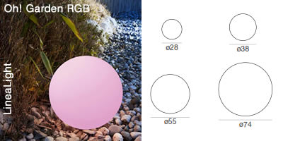 Linealight_Oh! Garden RGB