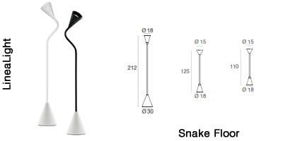 Linealight_Snake Floor