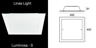 Linea Light Luminosa - S