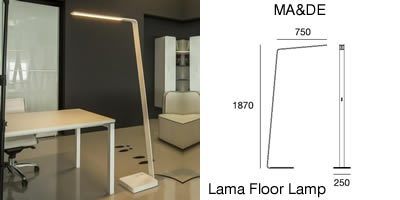 MA&DE_Lama Floor Lamp