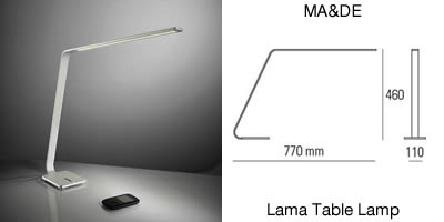 MA&DE_Lama Table Lamp