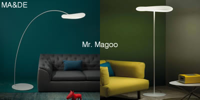 MA&DE_Mr.Magoo_Floor Lamp