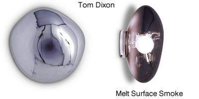 Tom Dixon Melt Surface Smoke