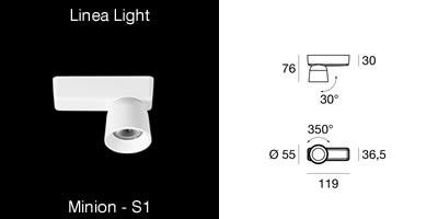 Linea Light Minion - S1