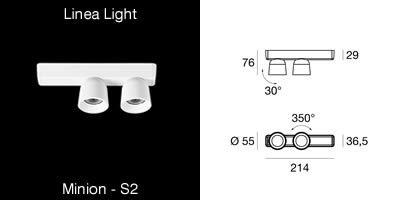 Linea Light Minion - S2