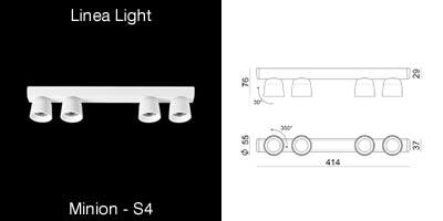 Linea light Minion - S4