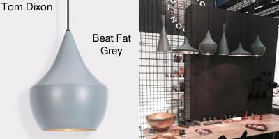 Tom Dixon Beat Fat Grey