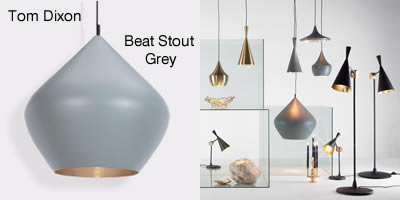 Tom Dixon Beat Stout Grey