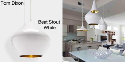 Tom Dixon Beat Stout White