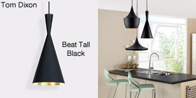 Tom Dixon Beat Tall Black