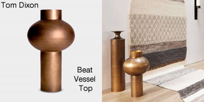 Tom Dixon Beat Vessel Top