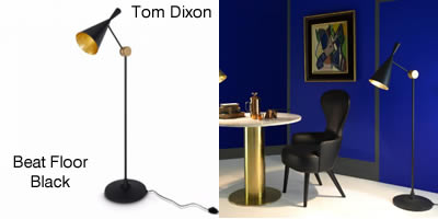 Tom Dixon Beat floor Black