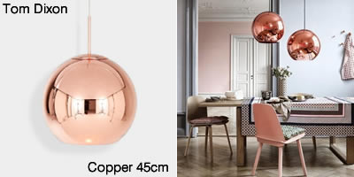 Tom Dixon Copper 45cm