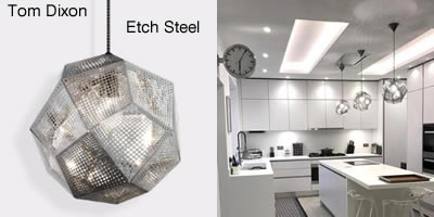 Tom Dixon Etch Steel