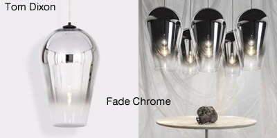 Tom Dixon Fade Chrome