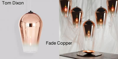 Tom Dixon Fade Copper