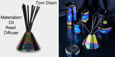 Tom Dixon Materialism Reed Oil Diffuser