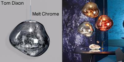 Tom Dixon Melt Chrome