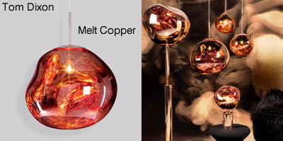 Tom Dixon Melt Copper