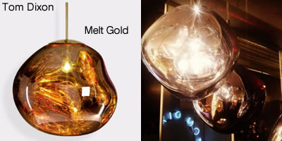 Tom Dixon Melt Gold