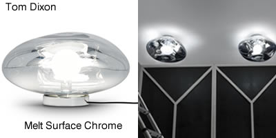 Tom Dixon Melt Surface Chrome