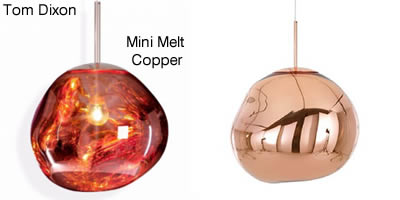 Tom Dixon Mini Melt Copper