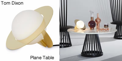Tom Dixon Plane Table Lamp