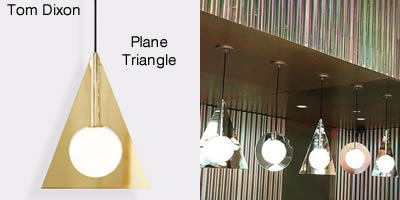 Tom Dixon Plane Triangle