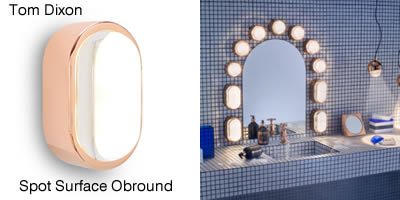 Tom Dixon Spot Surface Obround