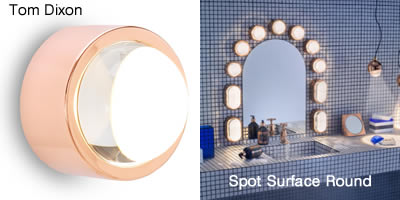 Tom Dixon Spot Surface Round