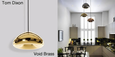 Tom Dixon Void Brass