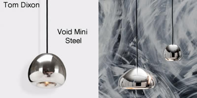 Tom Dixon Void Mini Steel