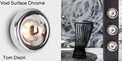 Tom Dixon Void Surface Chrome