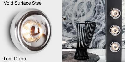Tom Dixon Void Surface Steel